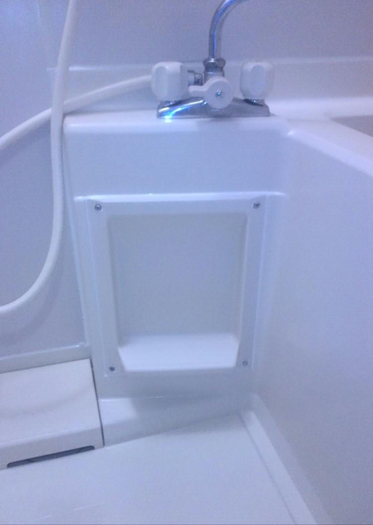川崎市中原区 浴室コーキング補修工事を行いました ...