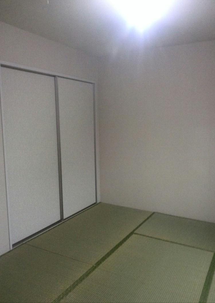 川崎市中原区 洋室壁紙張替え工事を行いました!