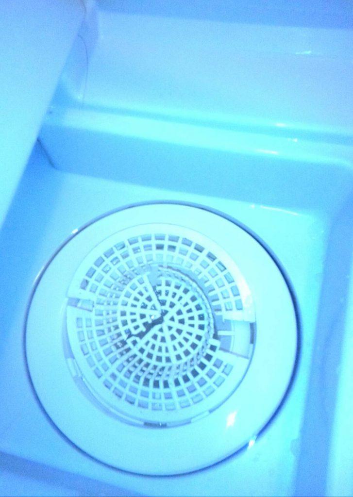 川崎市中原区 浴室循環金具交換工事