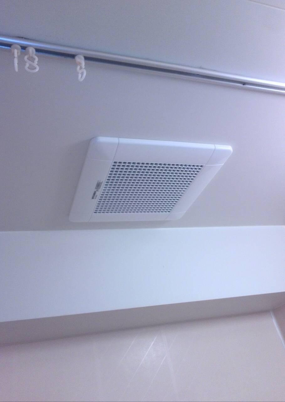 川崎市多摩区 浴室換気扇交換を行いました! | リフォーム東京
