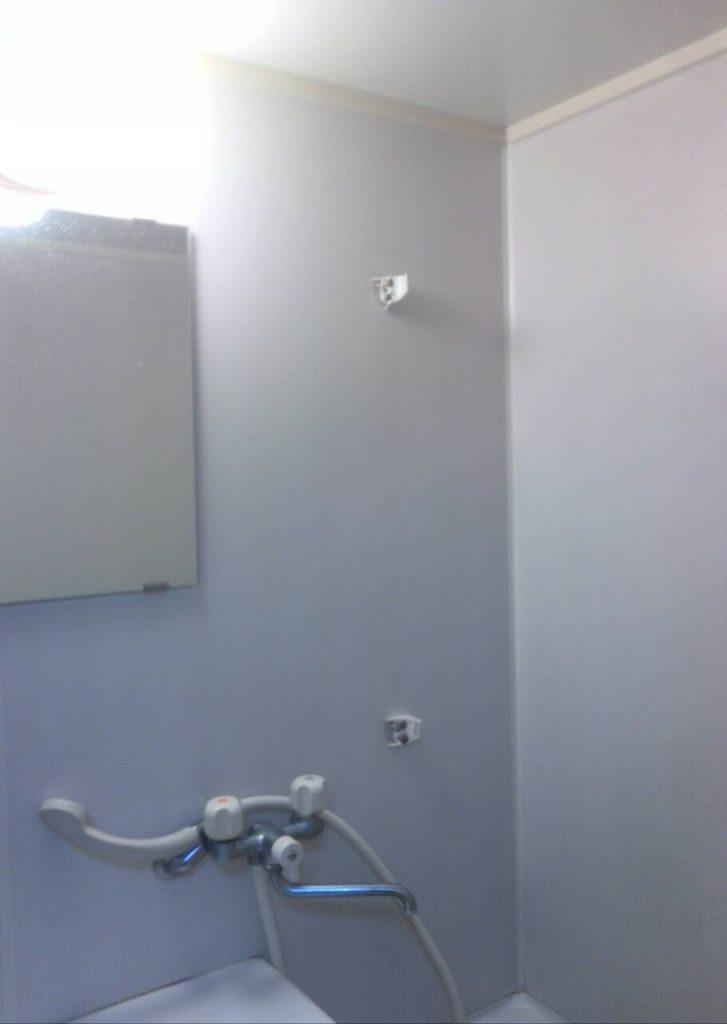 世田谷区 浴室シャワーフック・ホース交換工事
