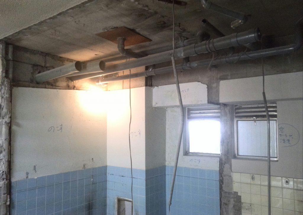 世田谷区 配水管切り替え工事