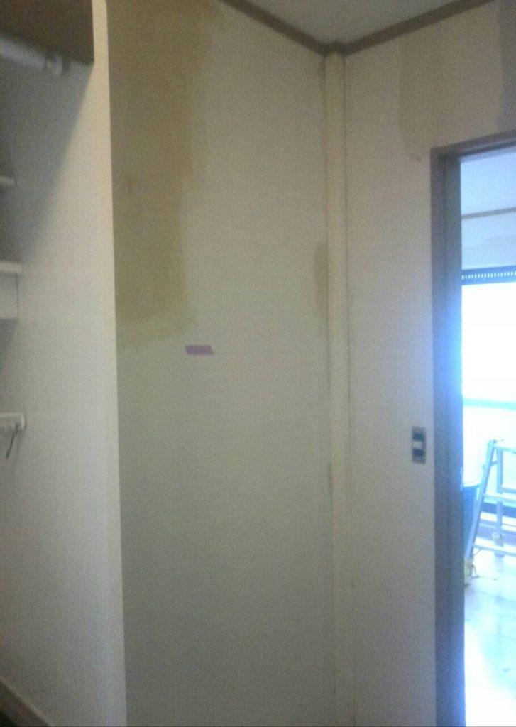 品川区 洋室壁紙張替え工事