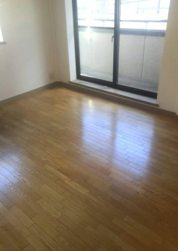 品川区 床張替え工事
