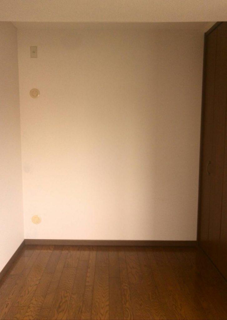 大田区 壁紙カビ処理工事