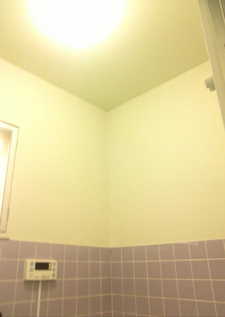品川区 浴室塗装工事