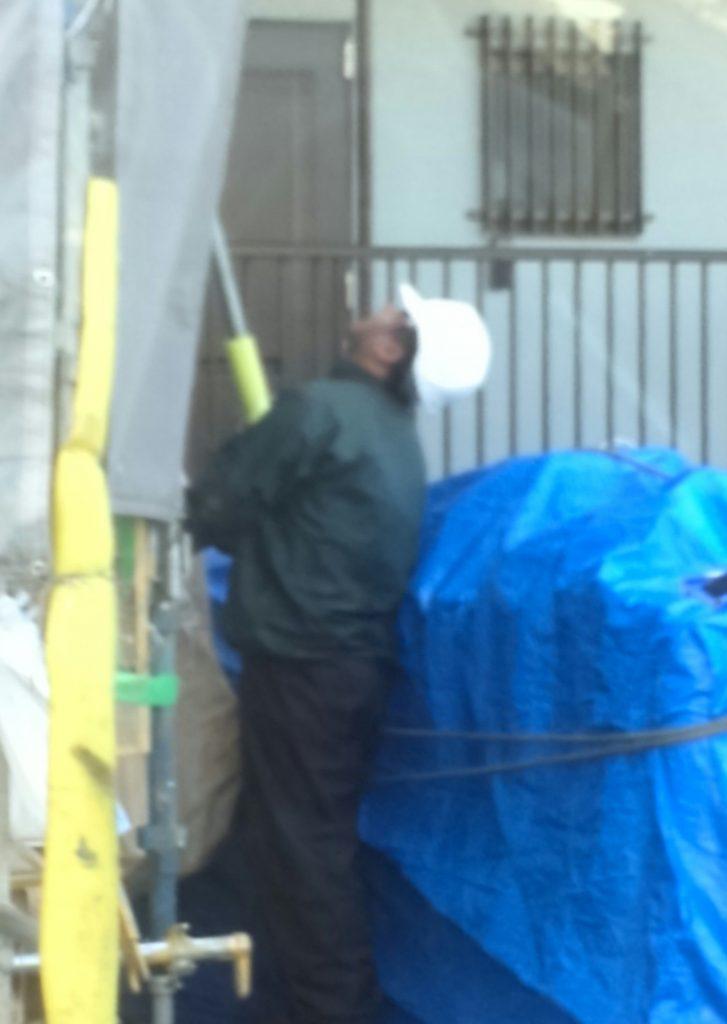 川崎市幸区 屋上防水工事
