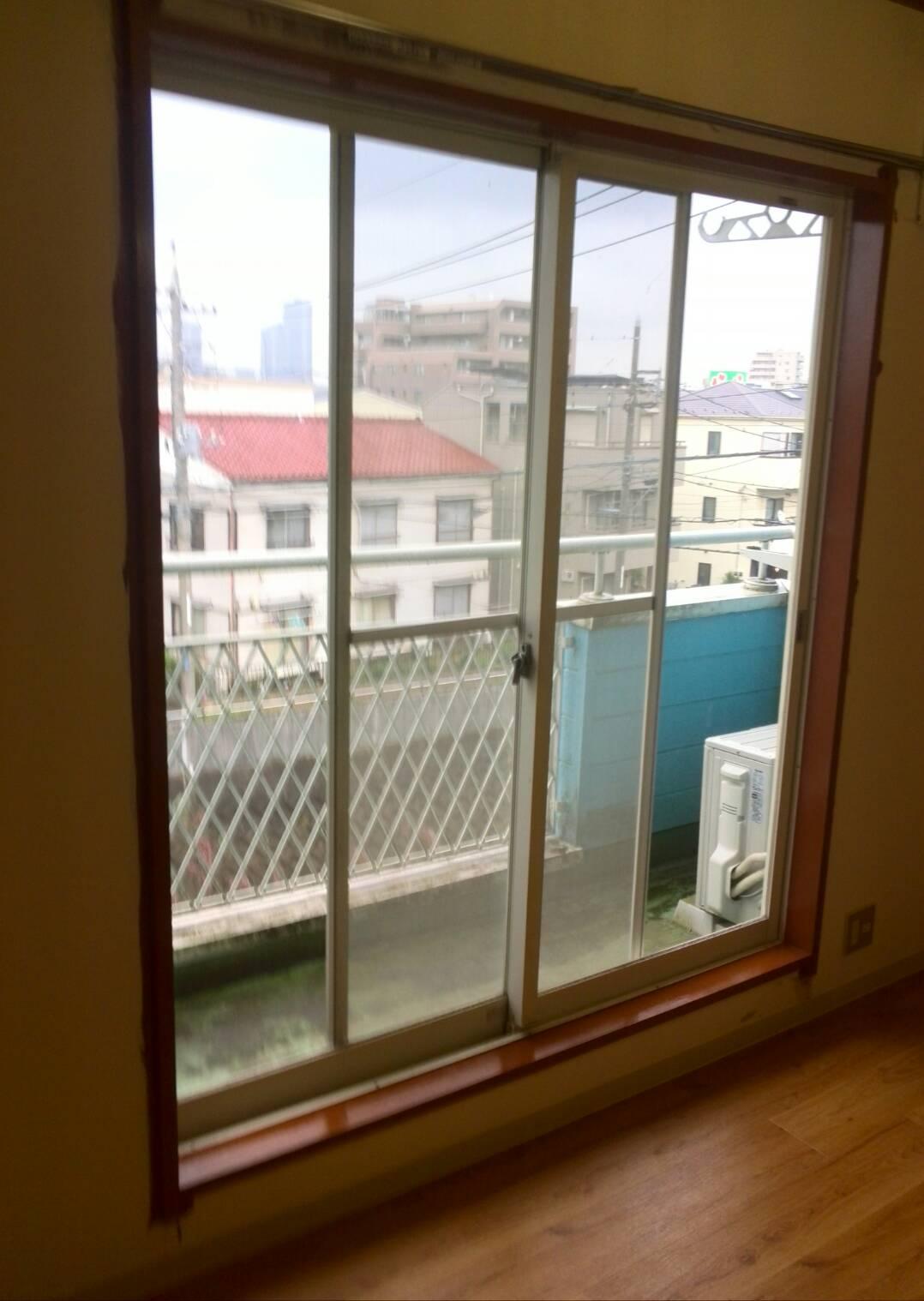 川崎市中原区 枠塗装工事を行いました! | リフォーム東京