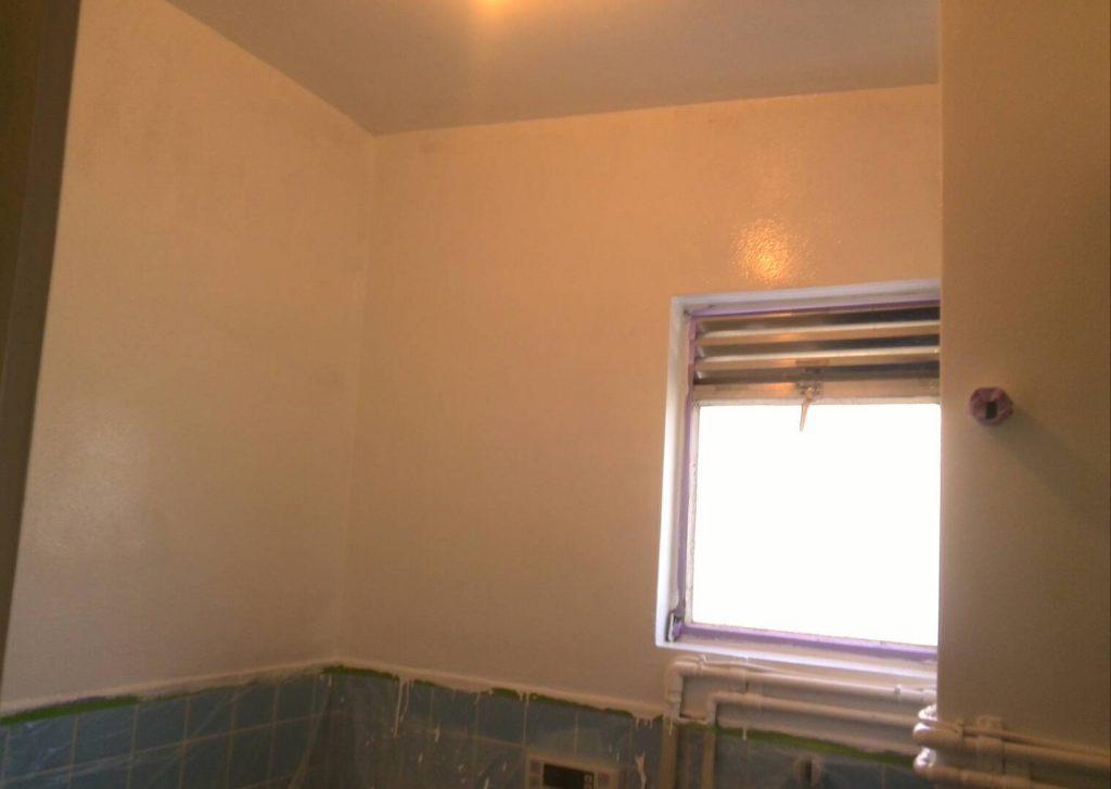 世田谷区 浴室塗装工事
