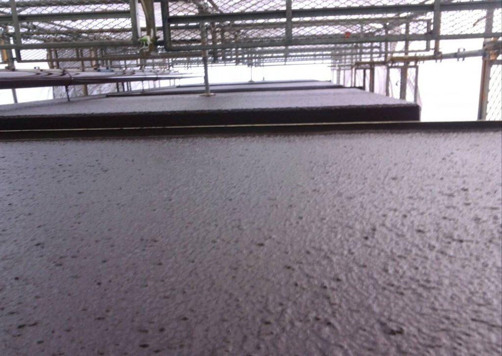 川崎市幸区 外壁下塗り・中塗り工事