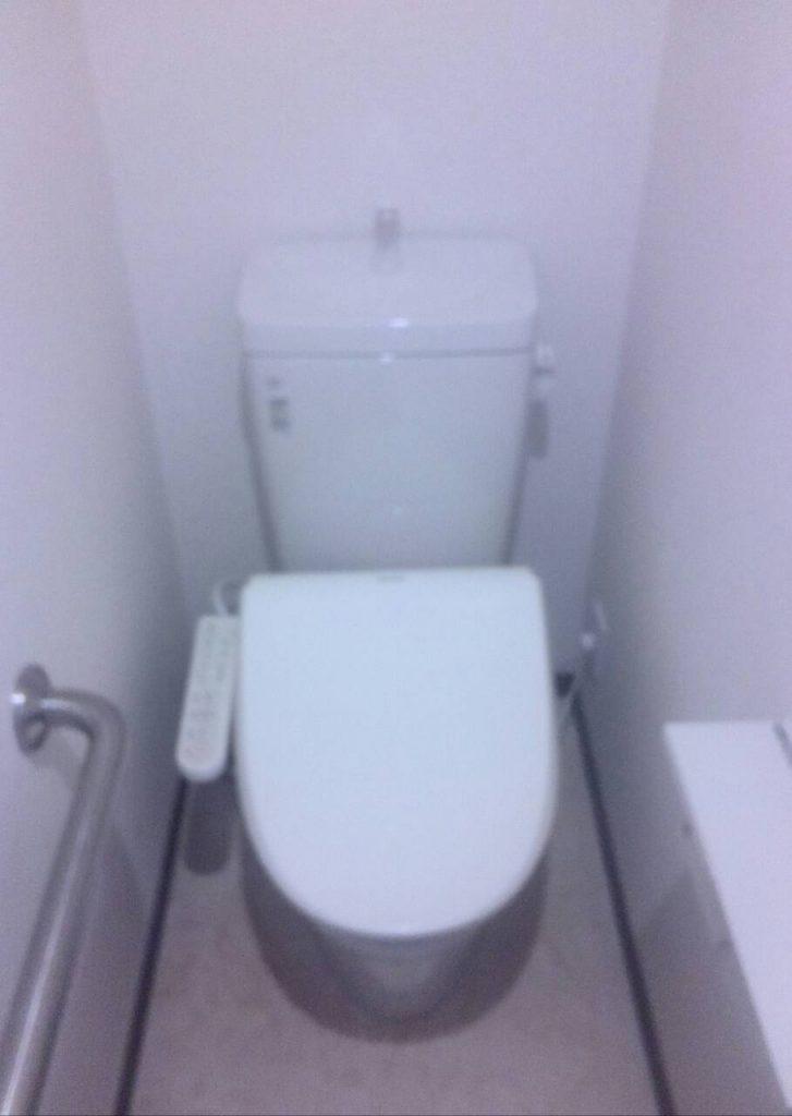 品川区 トイレ交換工事
