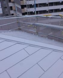 川崎市中原区O様 屋根塗装・補修工事後のお声をいただきました