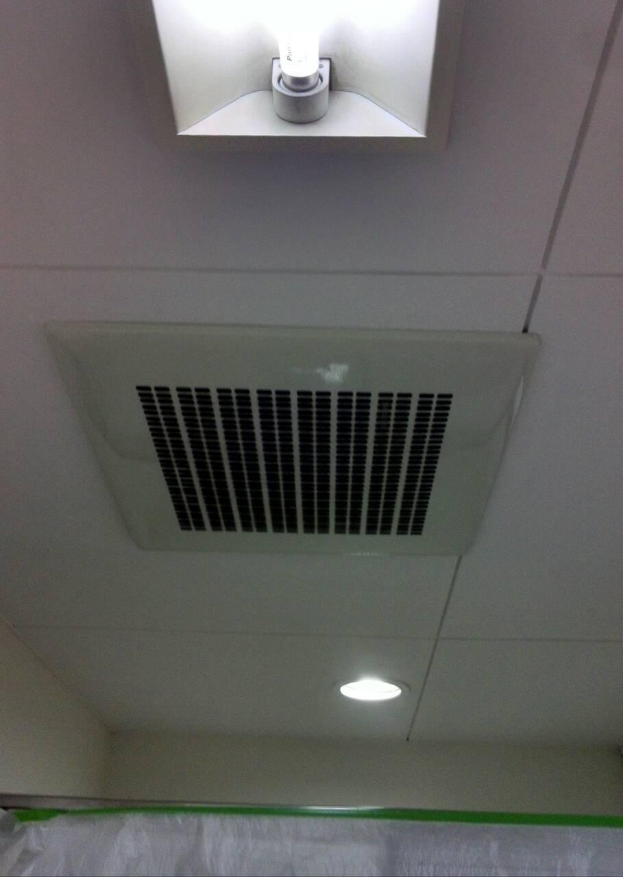 川崎市中原区 トイレ換気扇交換工事を行いました ...