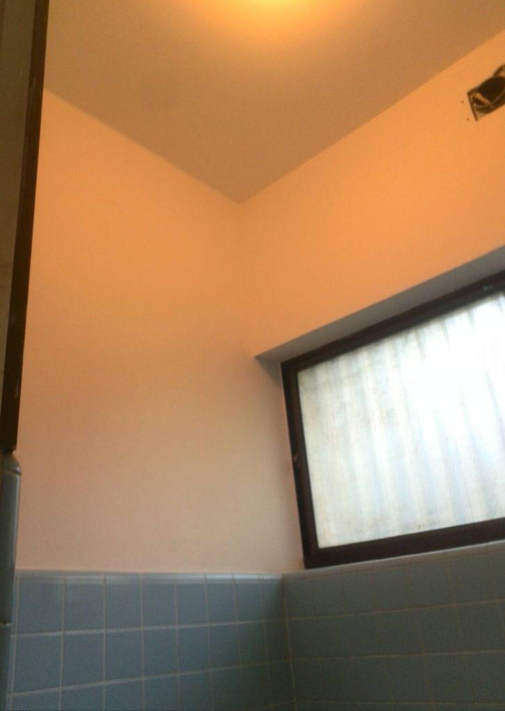 川崎市幸区 浴室塗装工事
