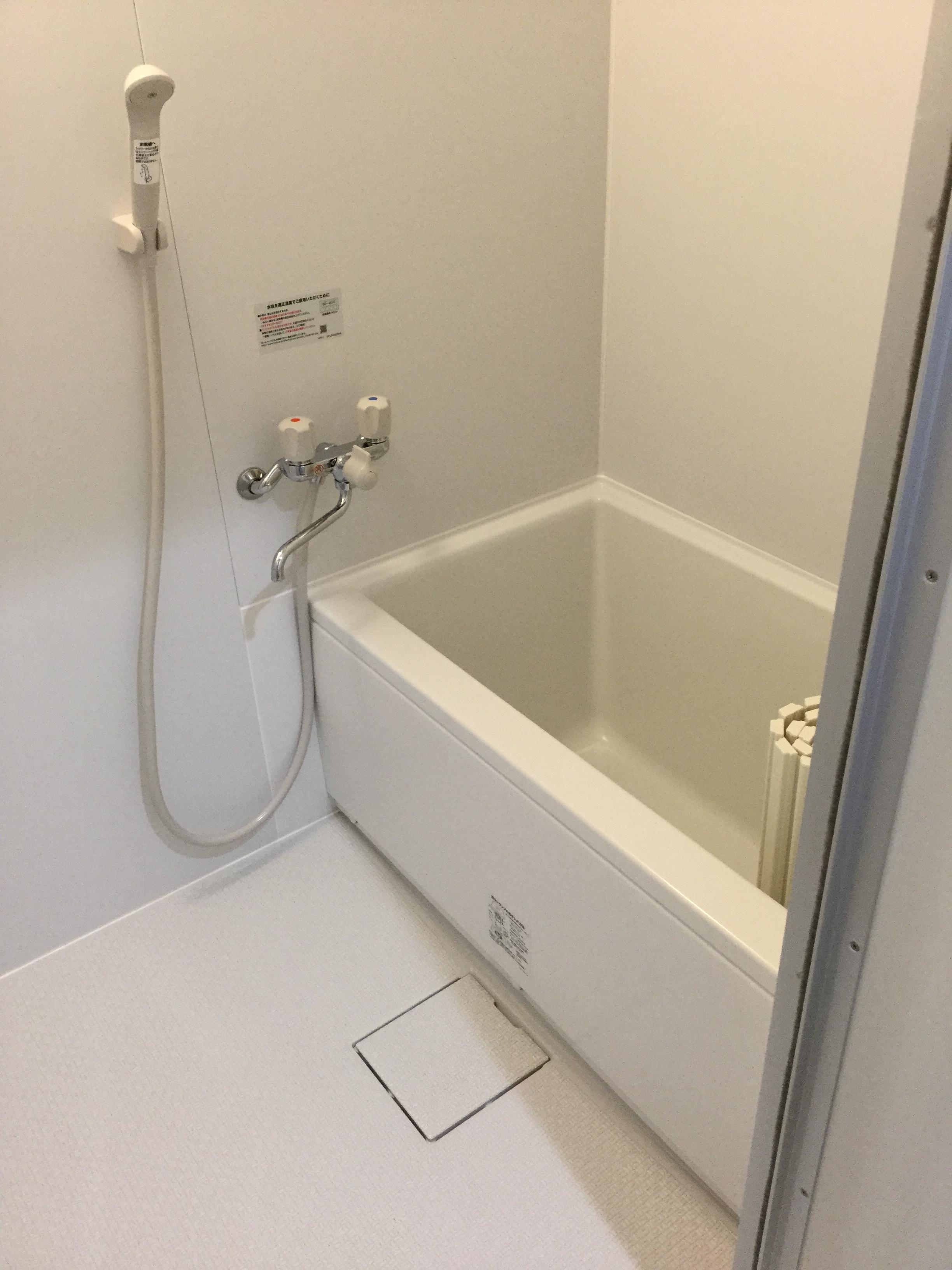 品川区 浴室リフォーム工事