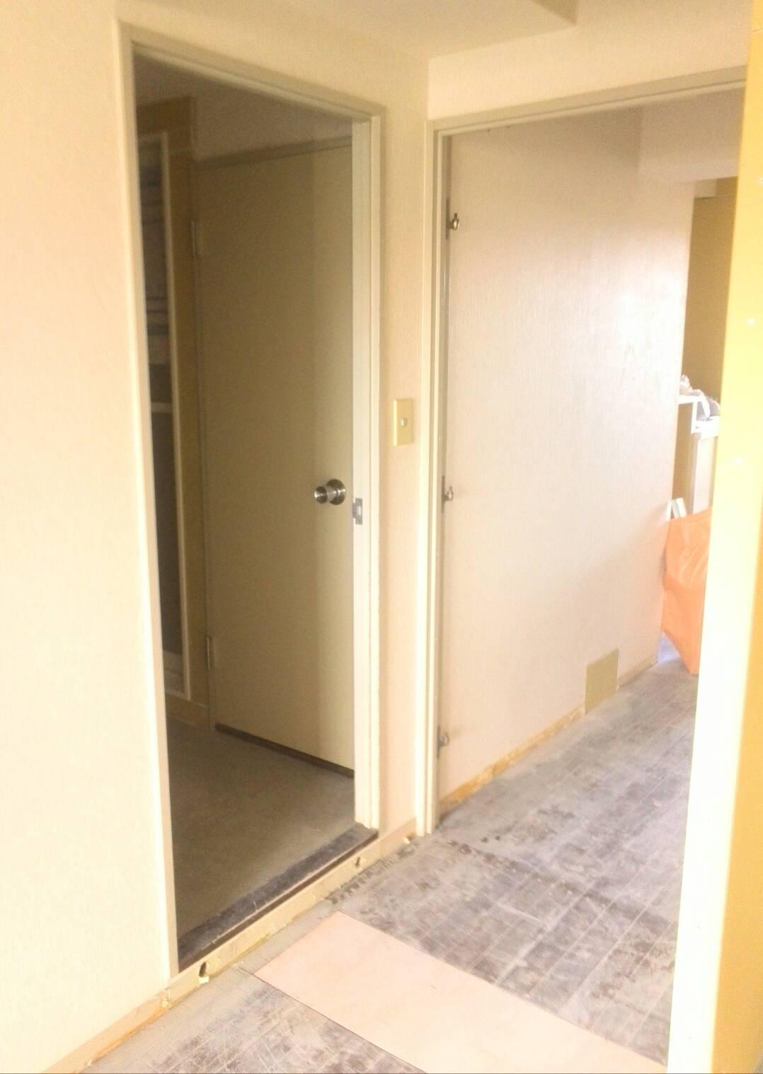 川崎市中原区 枠塗装工事を行いました!