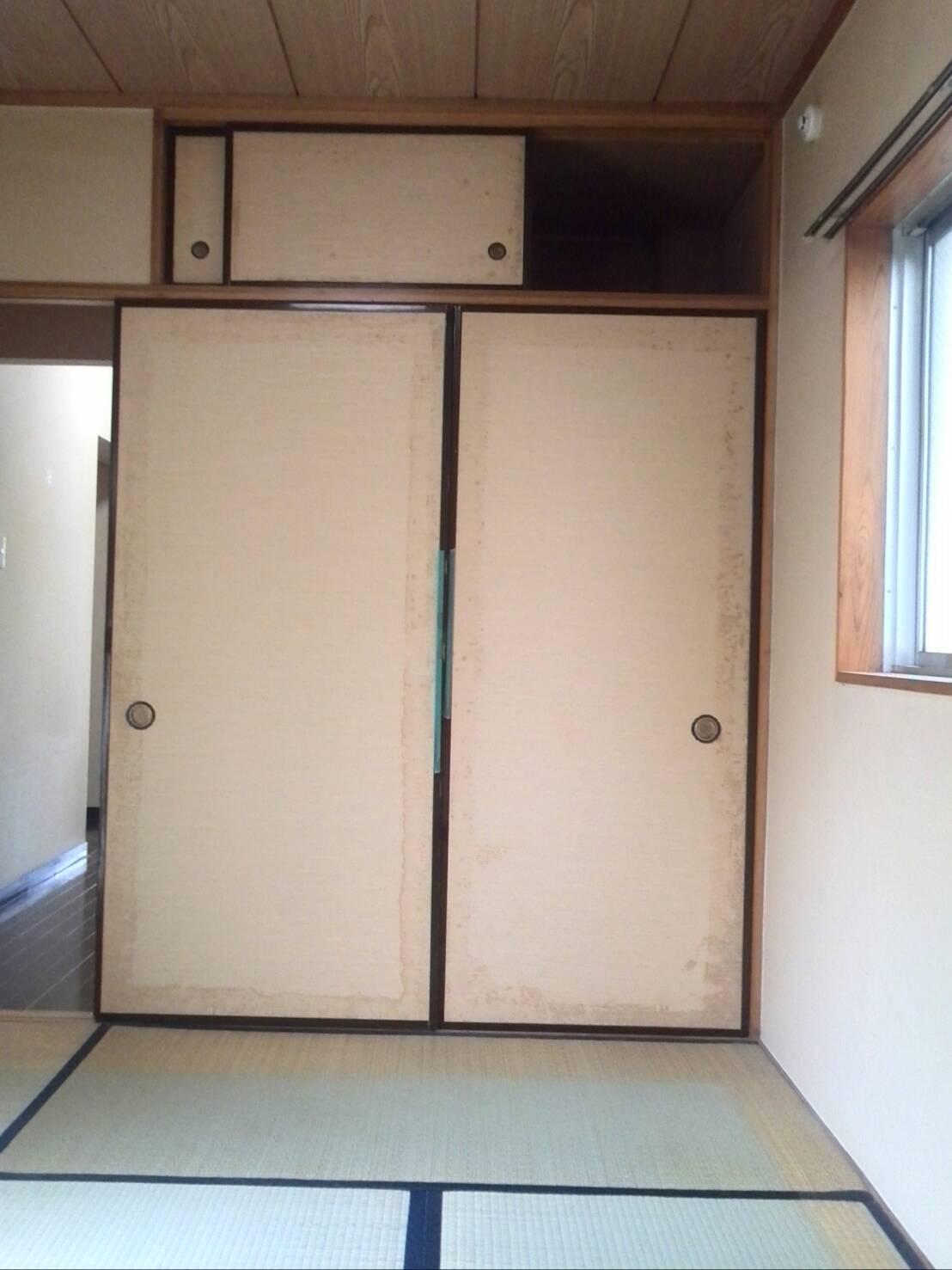 川崎市多摩区 内装リフォーム工事の見積を行いました ...
