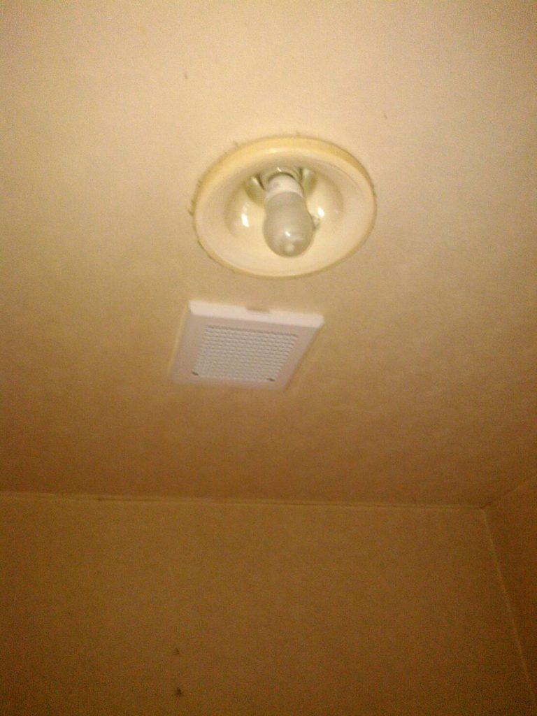 川崎市多摩区 浴室換気扇交換工事を行いました! | リフォーム ...