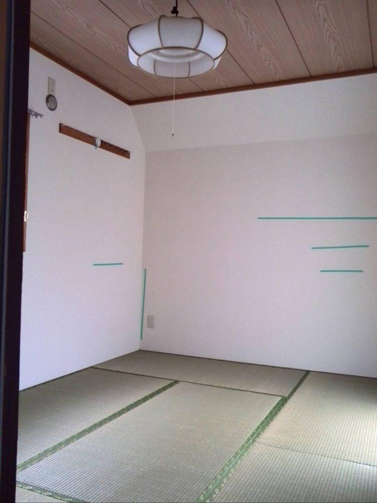 川崎市多摩区 内装リフォーム工事の見積