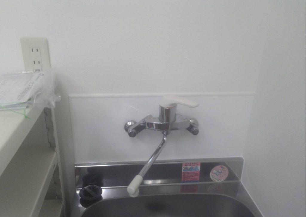 川崎市中原区 シャワーユニット取付工事