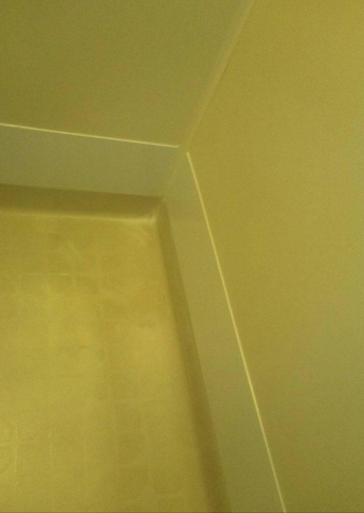 横浜市鶴見区 浴室パネル貼り工事