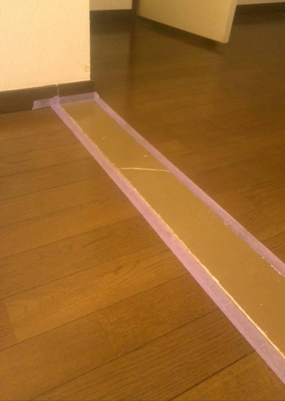 川崎市中原区 敷居下枠塗装工事を行いました! | リフォーム東京