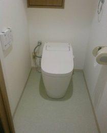 川崎市高津区A様 トイレ交換工事後のお声をいただきました