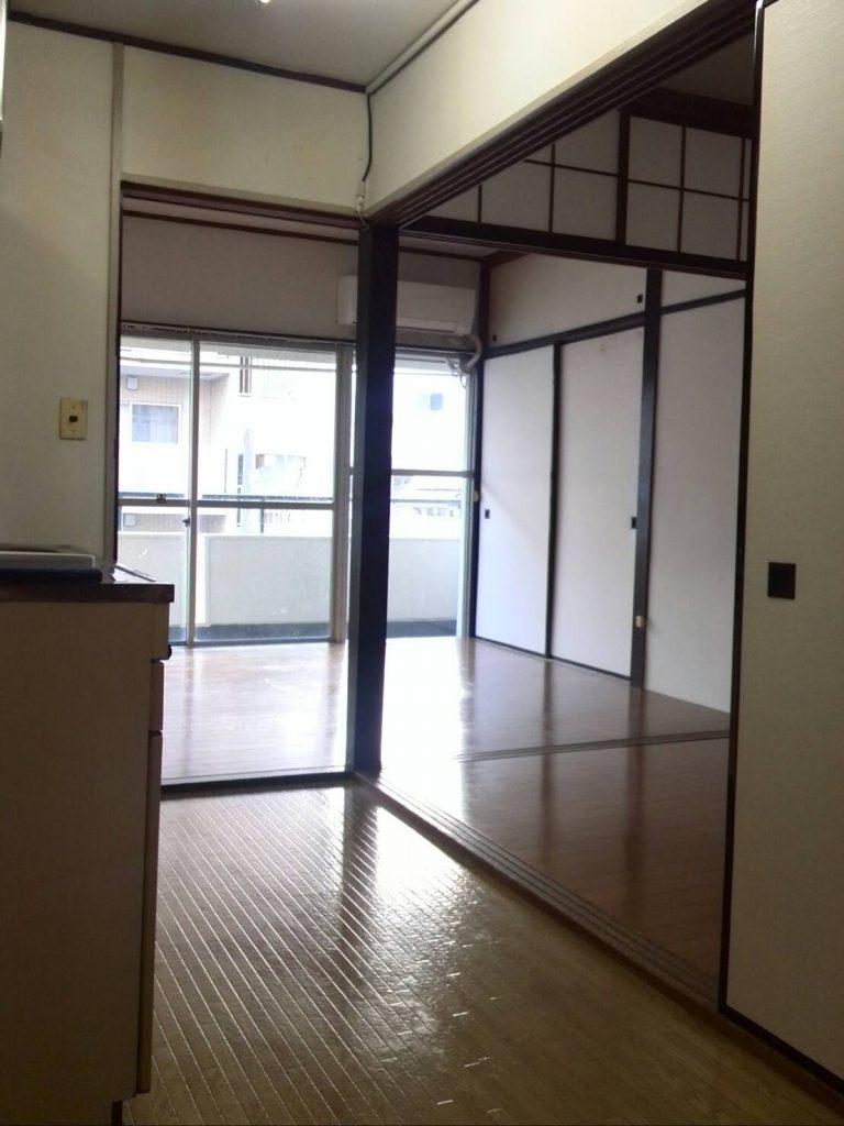 世田谷区 内装リフォーム工事