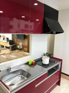 水まわりのショールーム キッチン