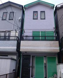 川崎市中原区I様 外壁塗装工事後のお声をいただきました