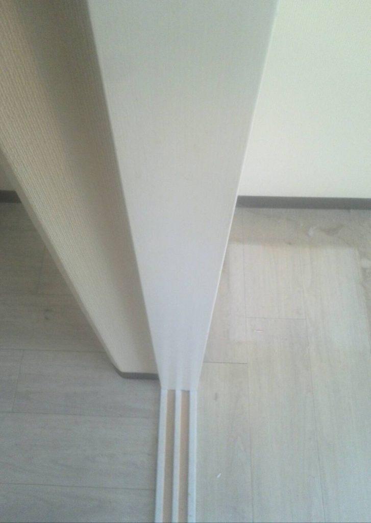川崎市中原区 枠・扉塗装工事