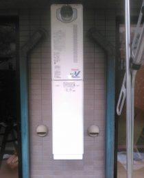 川崎市高津区 給湯器リフォーム工事
