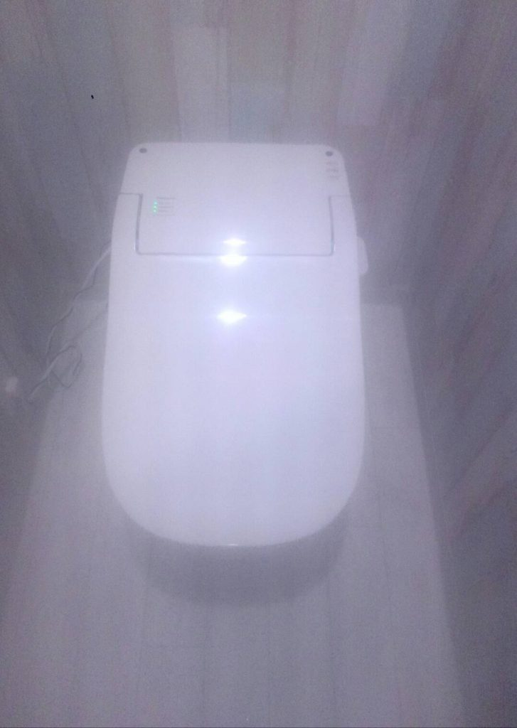 川崎市宮前区 トイレ交換工事