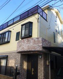 川崎市中原区T様 外壁塗装工事後のお声をいただきました