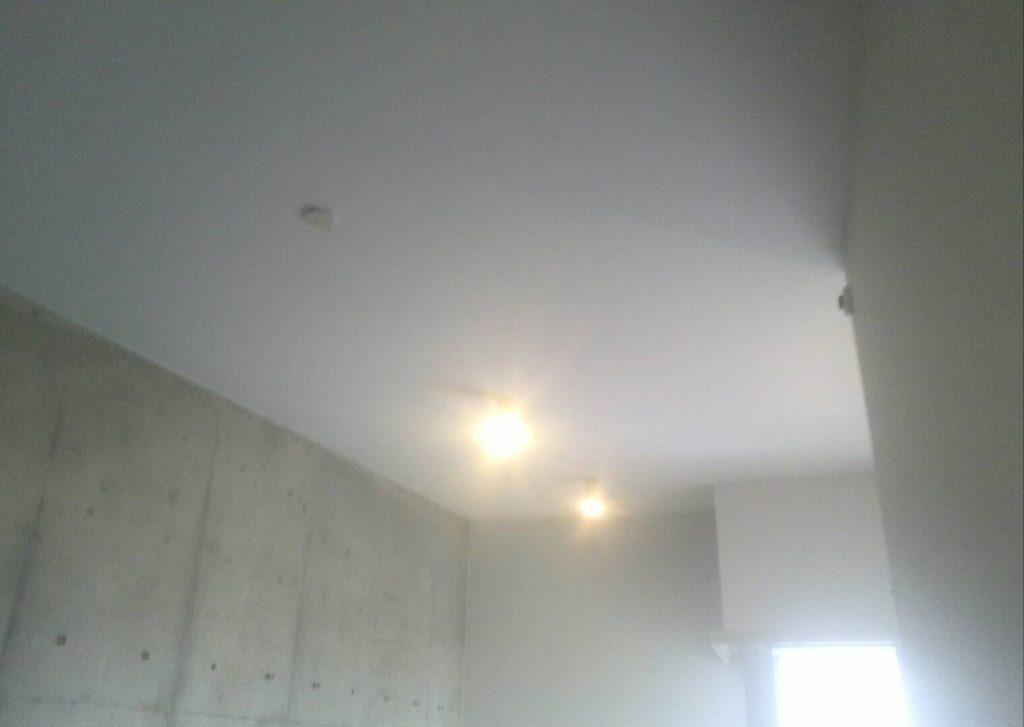 品川区 壁・天井・枠塗装工事