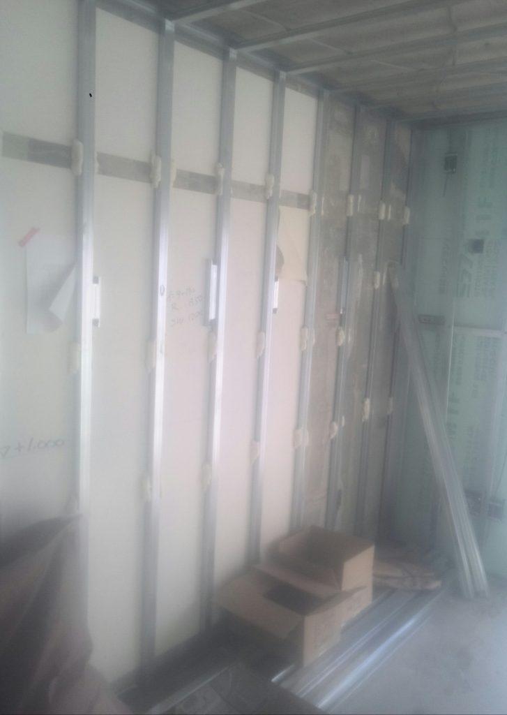 川崎市中原区 水道・軽量工事