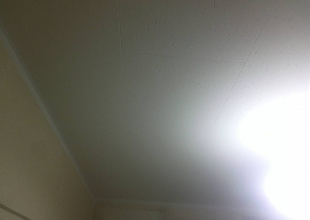 川崎市中原区 天井塗装工事