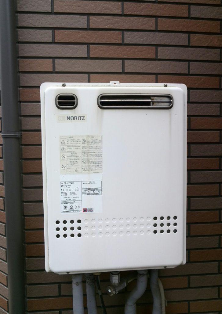 川崎市中原区 給湯器交換工事を行いました! | リフォーム東京