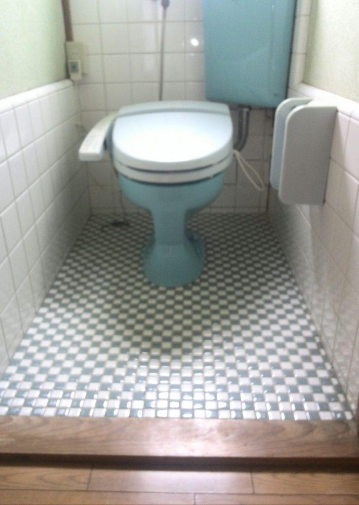 大田区 トイレ内装リフォーム工事