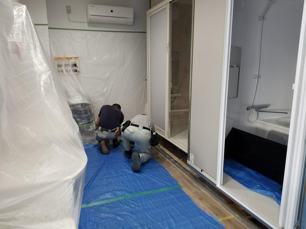リフォーム東京 水まわりショールーム