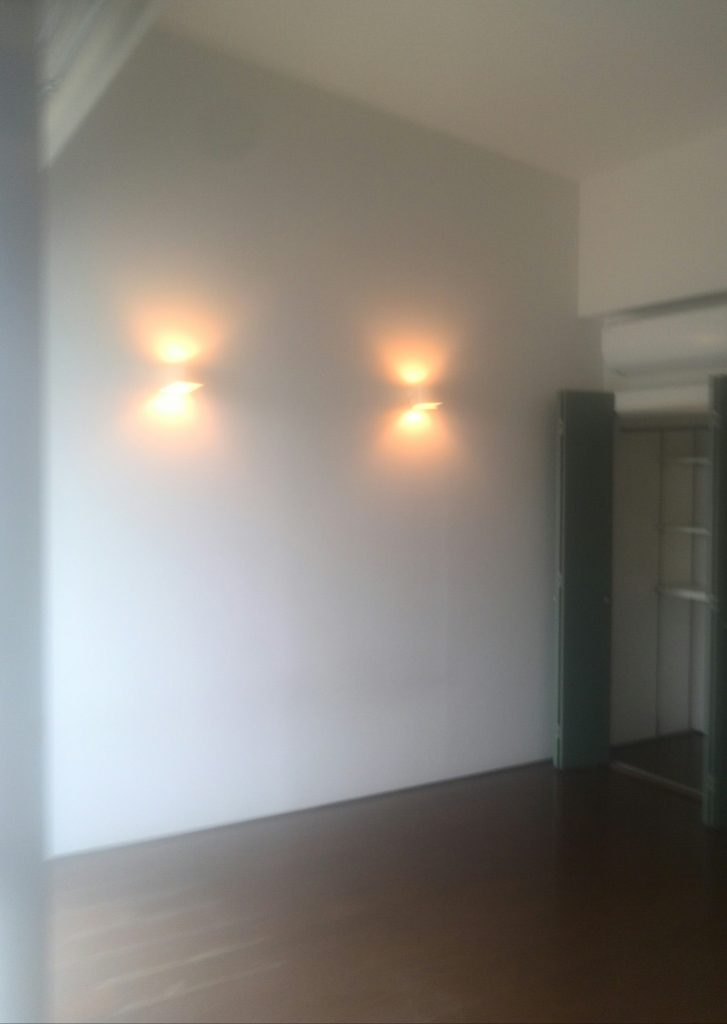 品川区 天井・壁塗装工事