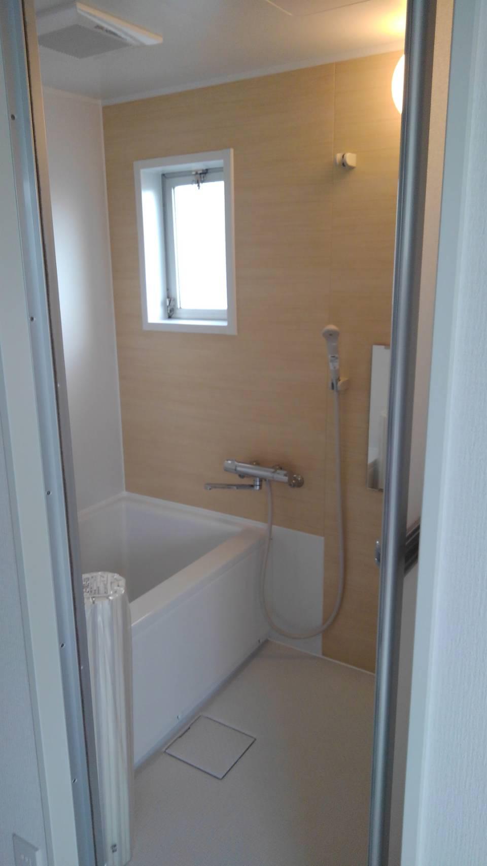 目黒区 浴室リフォーム工事