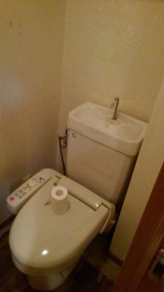 大田区 トイレ交換工事