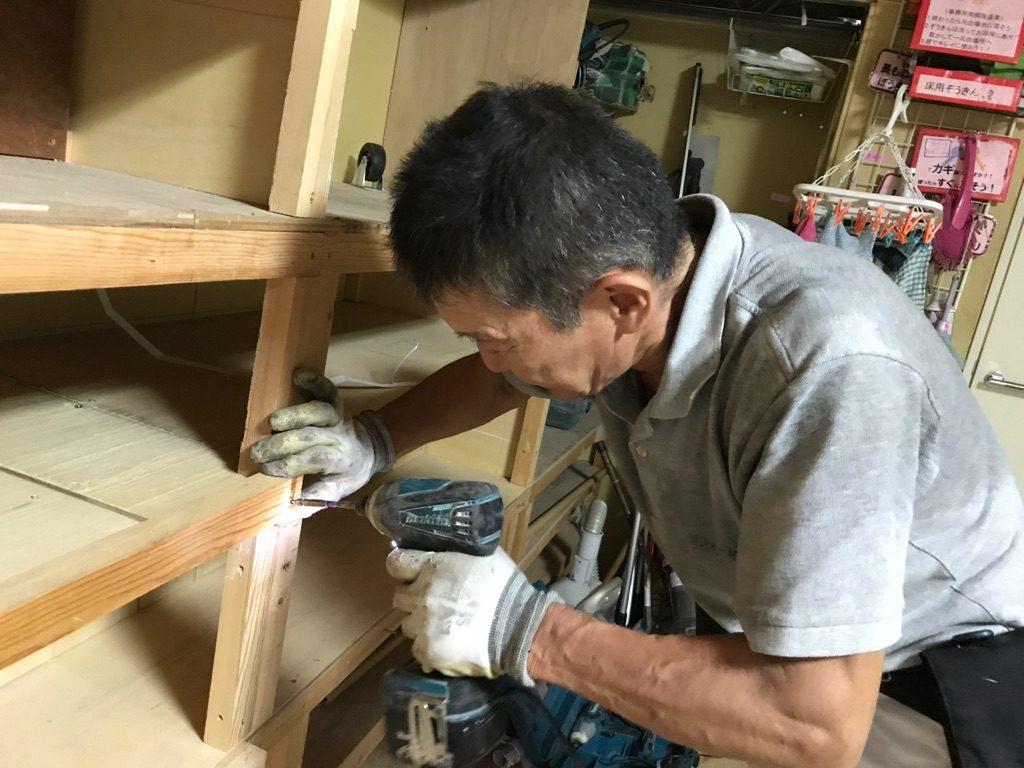 リフォーム東京 施工スタッフ