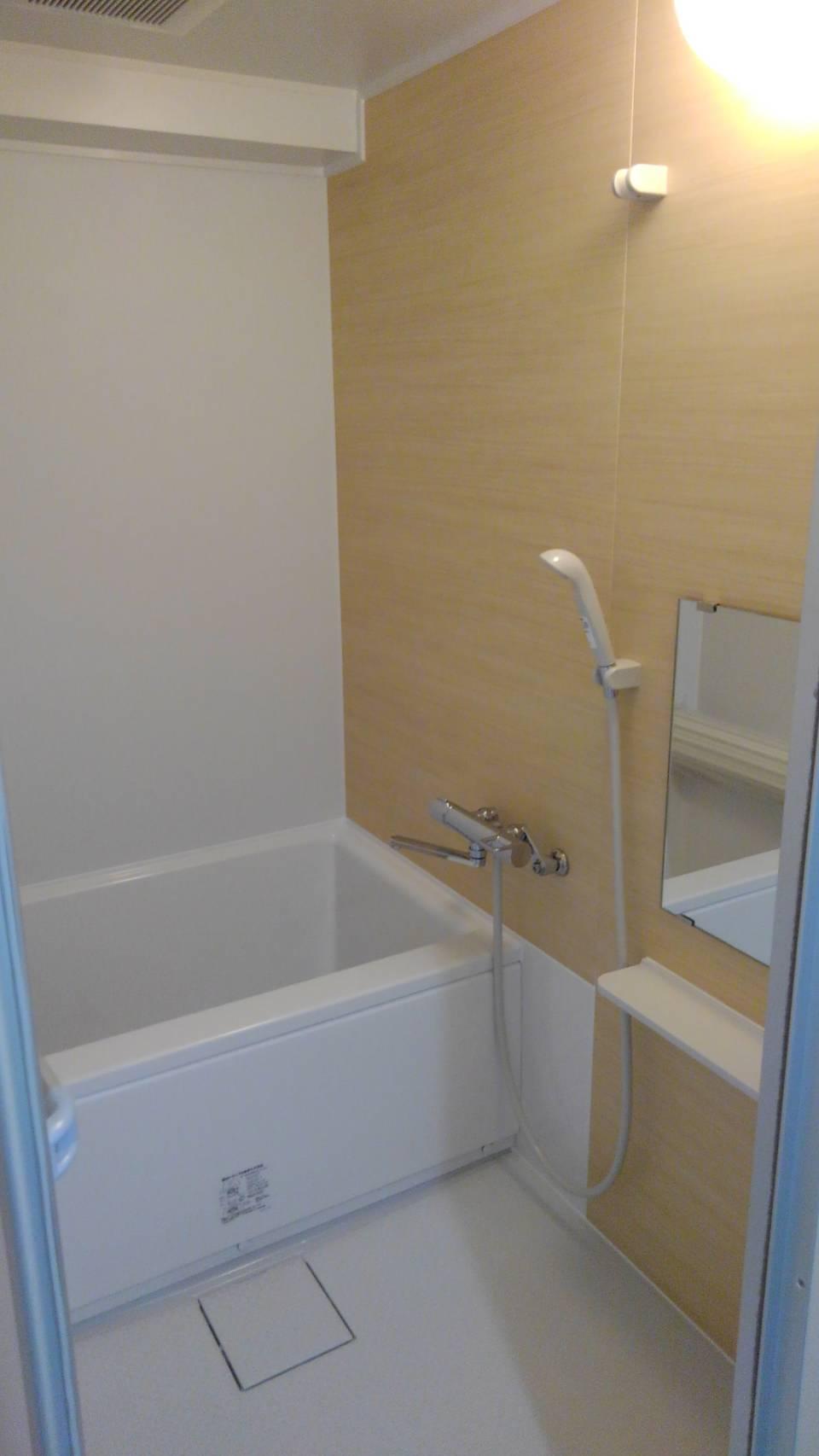大田区 浴室リフォーム工事