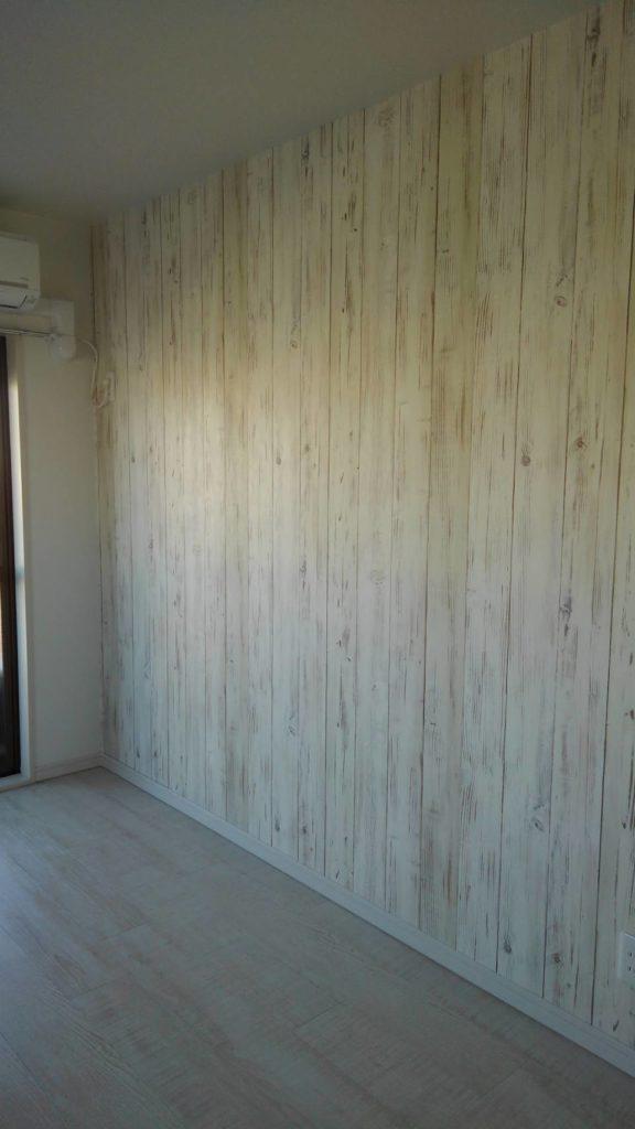 川崎市中原区 壁紙張替え工事
