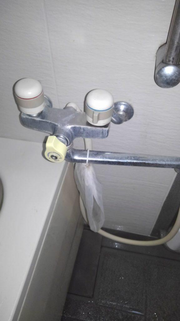川崎市中原区 浴室・洗面 水栓工事