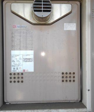横浜市鶴見区 給湯器リフォーム工事