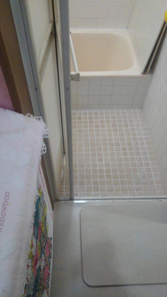 川崎市中原区 浴室交換工事