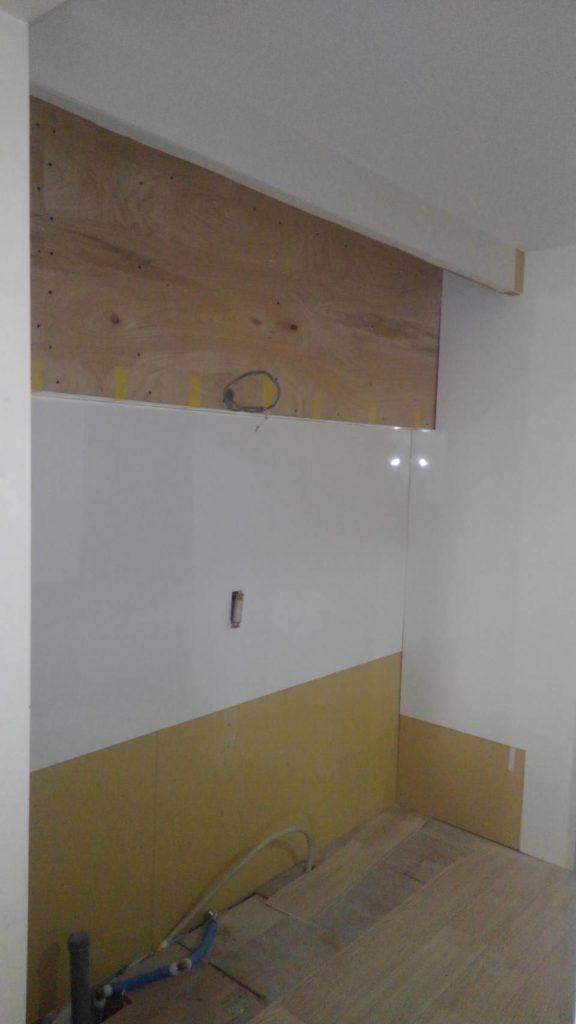 川崎市幸区 キッチン取付工事